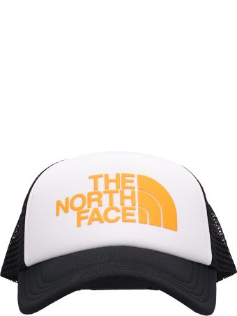 The North Face White Polyester Cap