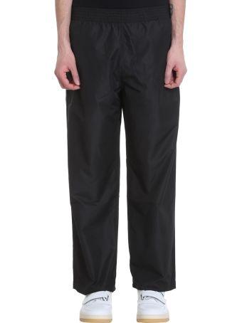 Our Legacy Reduced Black Nylon Pants
