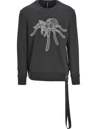Black Barrett Fleece Spider