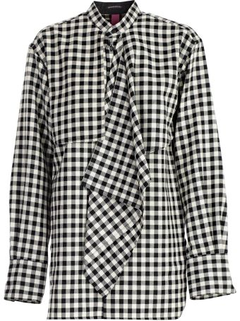 Y's Gingham Check Shirt