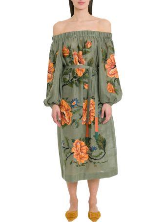 Vita Kin Gispy Queen Midi Dress