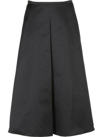 Rochas High Waist Skirt
