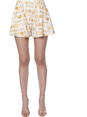 Boutique Moschino Pleated Shorts