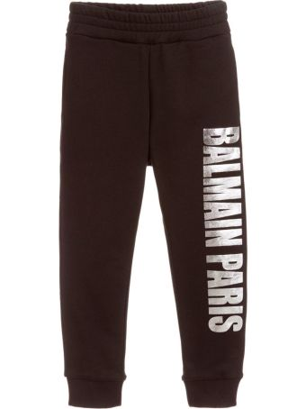 Balmain Black Trousers