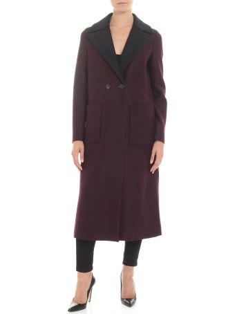 Harris Wharf London Wool Long Coat
