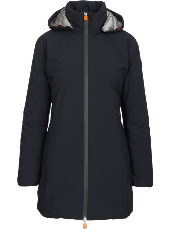 Save the Duck Removable Hood Jacket