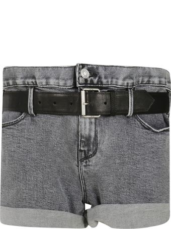 RTA Belted Shorts