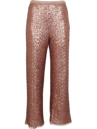 Via Masini 80 Embellished Trousers