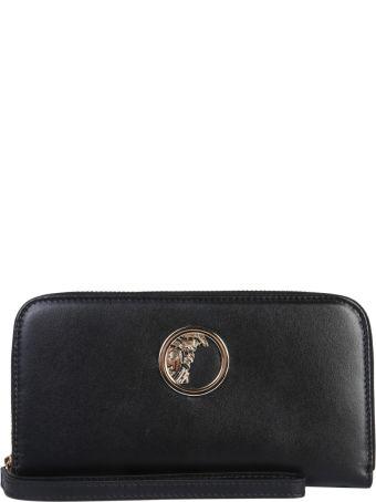 Versace Collection Zip Around Wallet