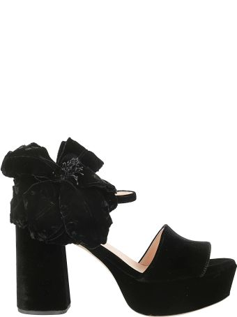 Rochas Abigail Platform Sandals