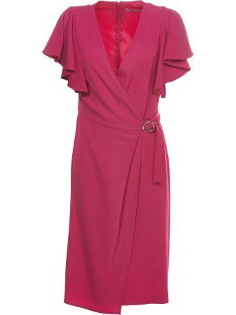 Blumarine Ruffled Dress