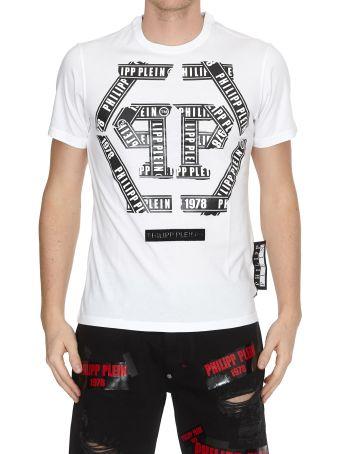 Philipp Plein Platinum Cut Philipp Plein Tm T-shirt