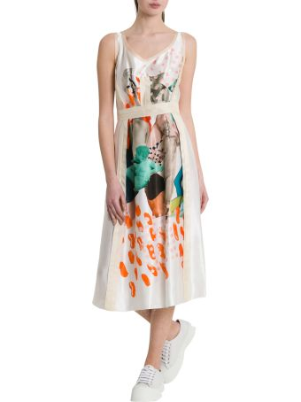 Marni Venus Printed Dress