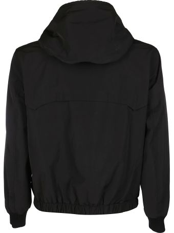Salvatore Ferragamo Hooded Jacket