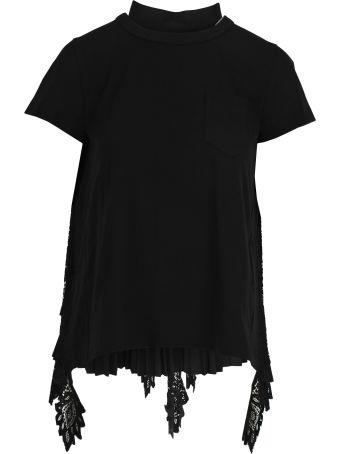 Sacai Tshirt Lace
