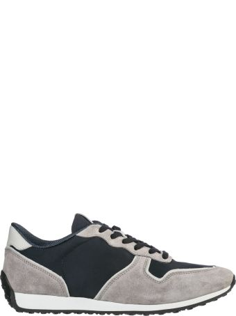 Tod's  Shoes Suede Trainers Sneakers