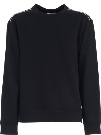 Versace Collection Sweatshirt Round Neck W/piping