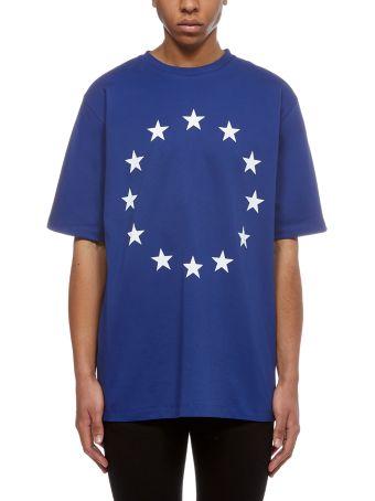 Études Stars Print T-shirt