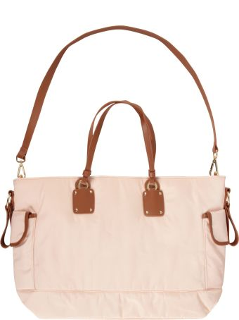 Chloé Pink  Changing Bag For Baby Girl