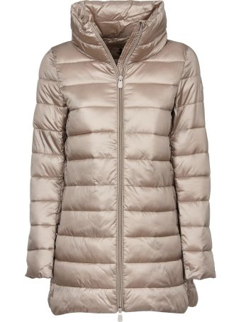 Save the Duck Classic Hooded Coat