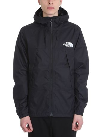 The North Face 1990 Mnt Black Technical Fabric Jacket