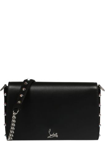 Christian Louboutin Rock Studs Shoulder Bag