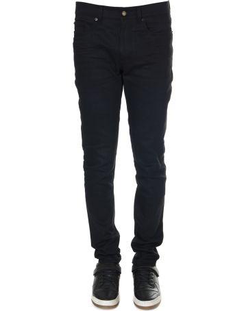 Saint Laurent Black Denim Jeans