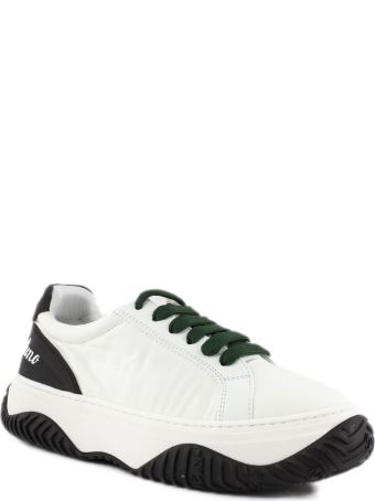N.21 White Bonnie Sneakers
