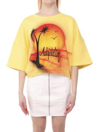 Adaptation Yellow Sweatshirt