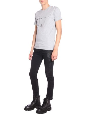 Diesel Black Gold Ty-abstraction T-shirt