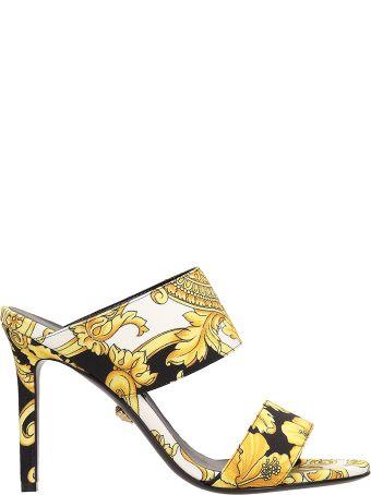 Versace Barocco Sandals