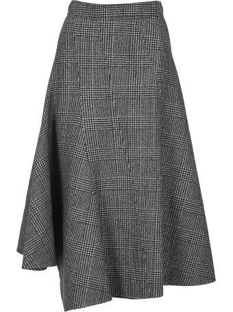 J.W. Anderson Jw Anderson Spiral Skirt