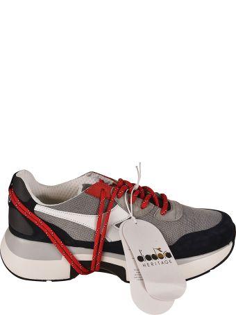 Diadora Wrap-around Lace Sneakers