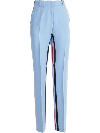 N.21 Striped Trim Trousers