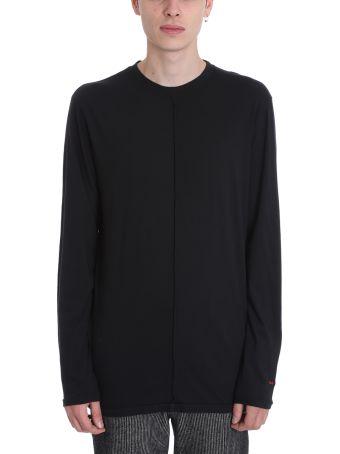 Damir Doma Black Cotton T-shirt