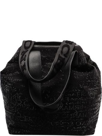 Ermanno Scervino Logo Handle Tote