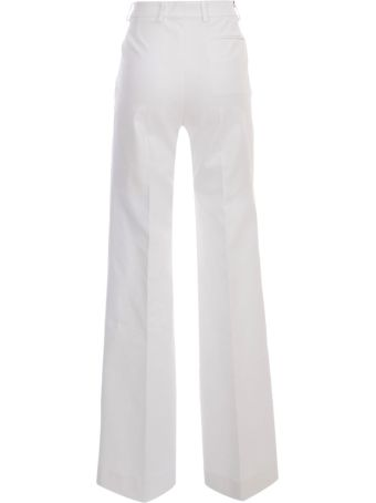 Joseph Richard Pants Flared Cotton Stretch