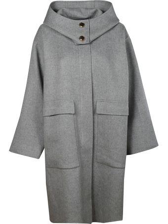 Sofie d'Hoore Long Oversized Coat