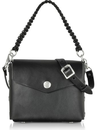 Rag & Bone Black Leather Shoulder Bag