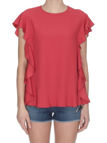 RED Valentino Satin Top