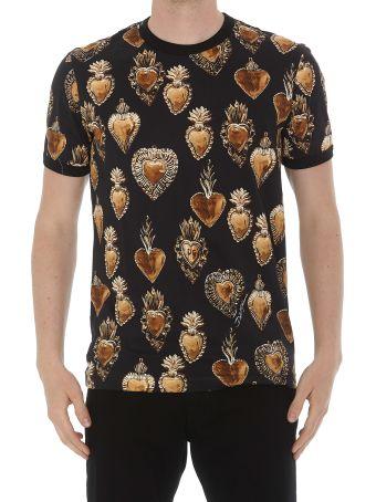 Dolce & Gabbana Patterned T-shirt