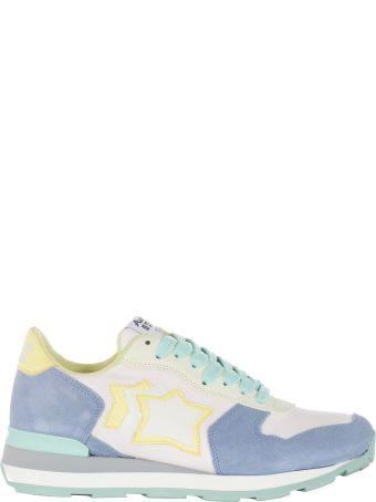 Atlantic Stars Color Block Sneakers
