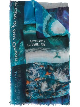 Faliero Sarti Save The Ocean Scarf