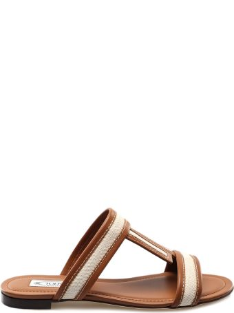 Tod's Double T Sandals