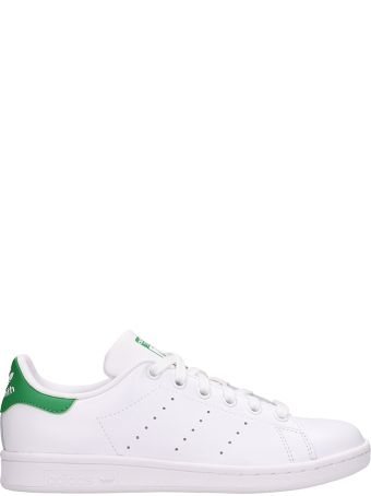 Adidas Stan Smith White Leather Sneakers