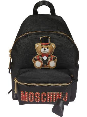 f6e549191f8c Moschino Teddy Backpack