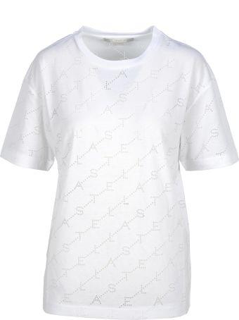 Stella McCartney Tshirt Monogramme Buchi