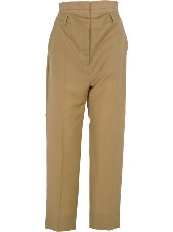 Burberry London Burberry Double-waist Trousers
