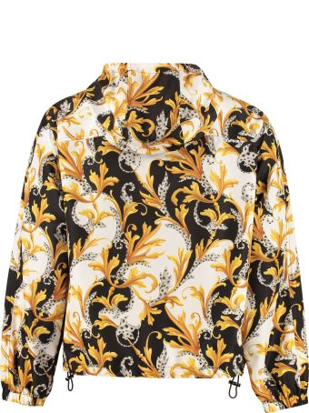 Versace Hooded Windbreaker