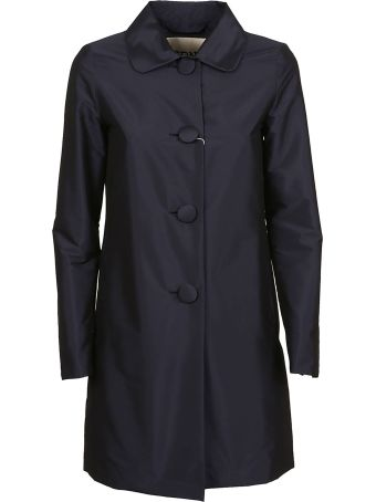 Herno Single Breasted Tailored Coat